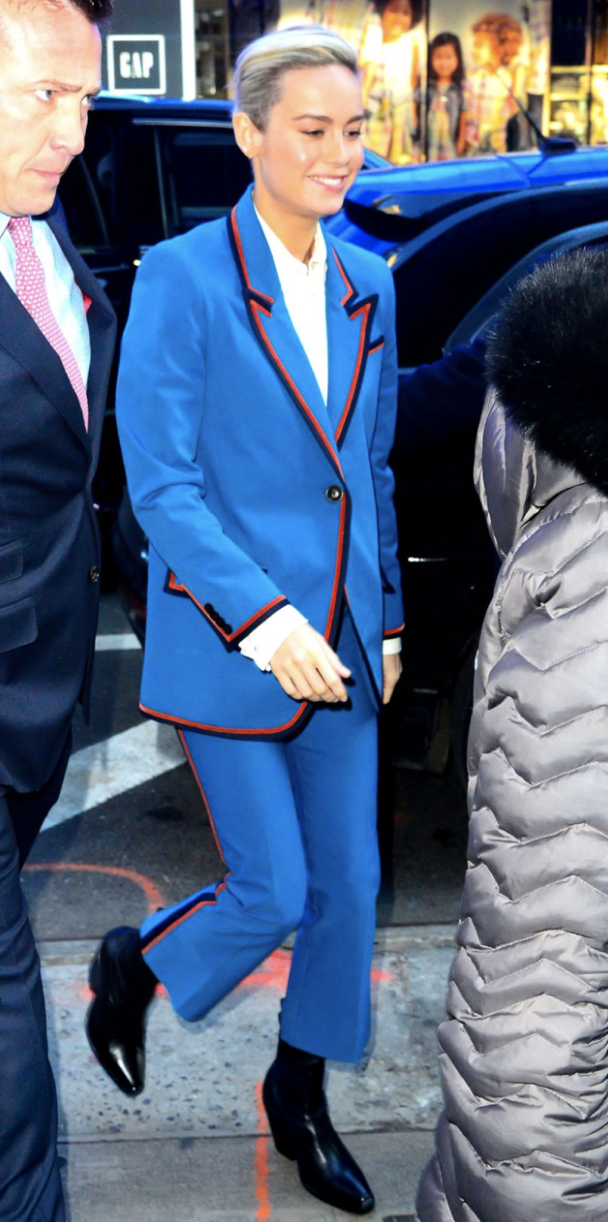 Brie Larson in Derek Lam 10 on Good Morning America.png