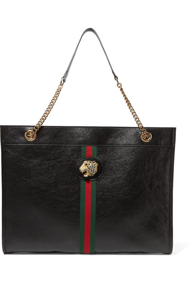 GUCCI RAJAH LARGE EMBELLISHED LEATHER TOTE.jpg