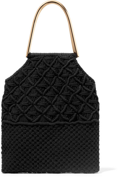 Ulla Johnson Kala crocheted cotton tote.jpg
