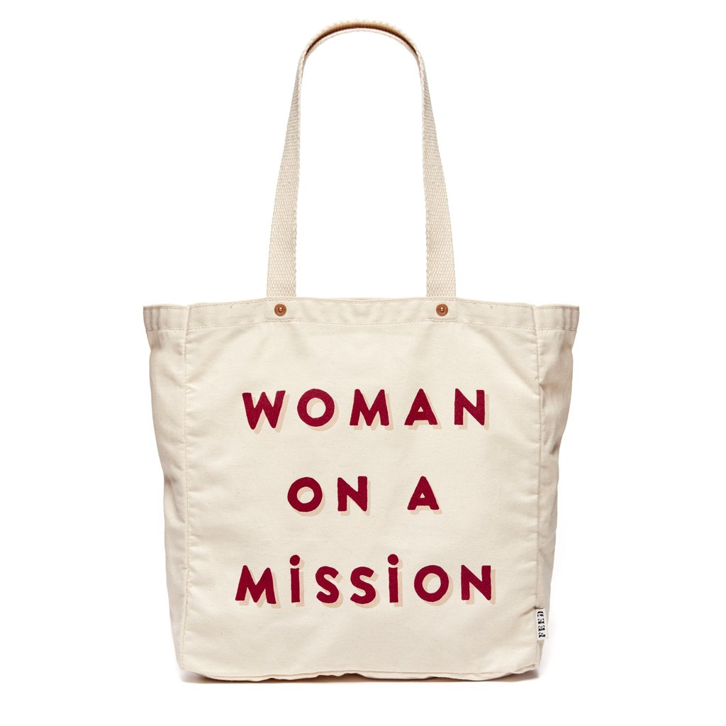 Feed-Project-Mom-On-A-Mission-Tote