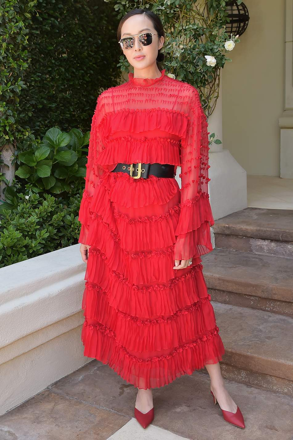 CHRISELLE LIM IN VALENTINO AT THE H.E.A.R.T X VALENTINO ANNUAL BRUNCH LA.jpg