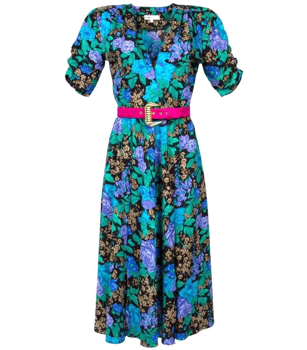 Front Slit Dress No. XSFSDAX20001