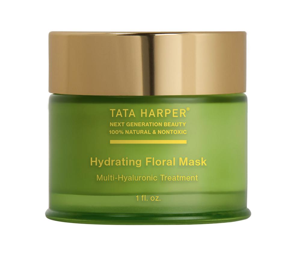 Tata HarperHydrating Floral Mask