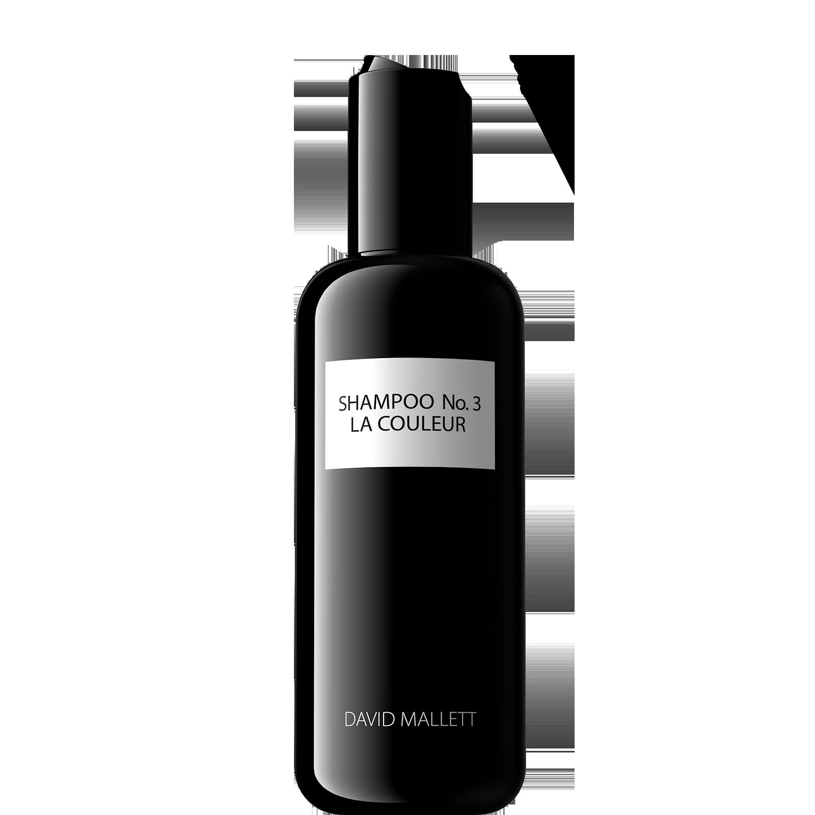 No.3 Shampoo La Couleur