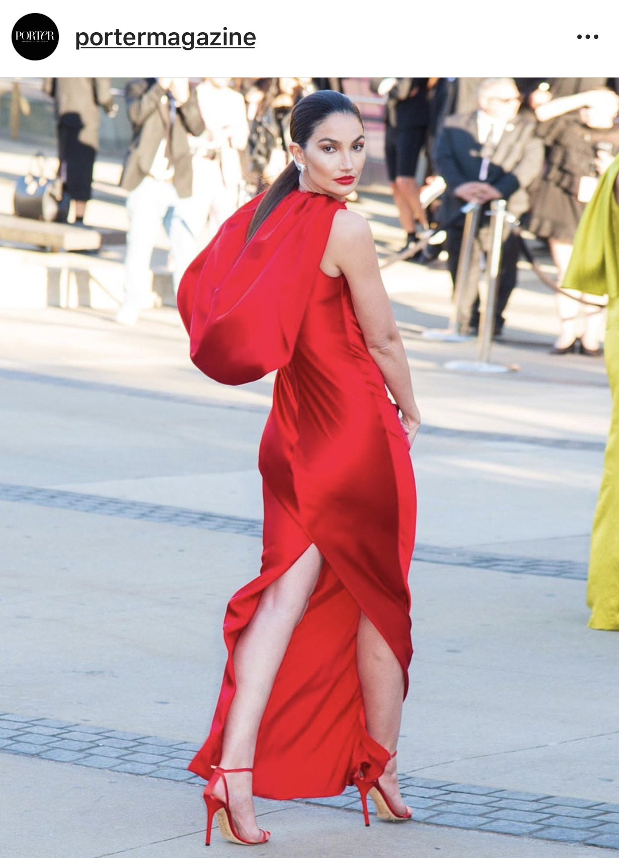 Lilly-Aldridge-wearing-Brandon-Maxwell.PNG