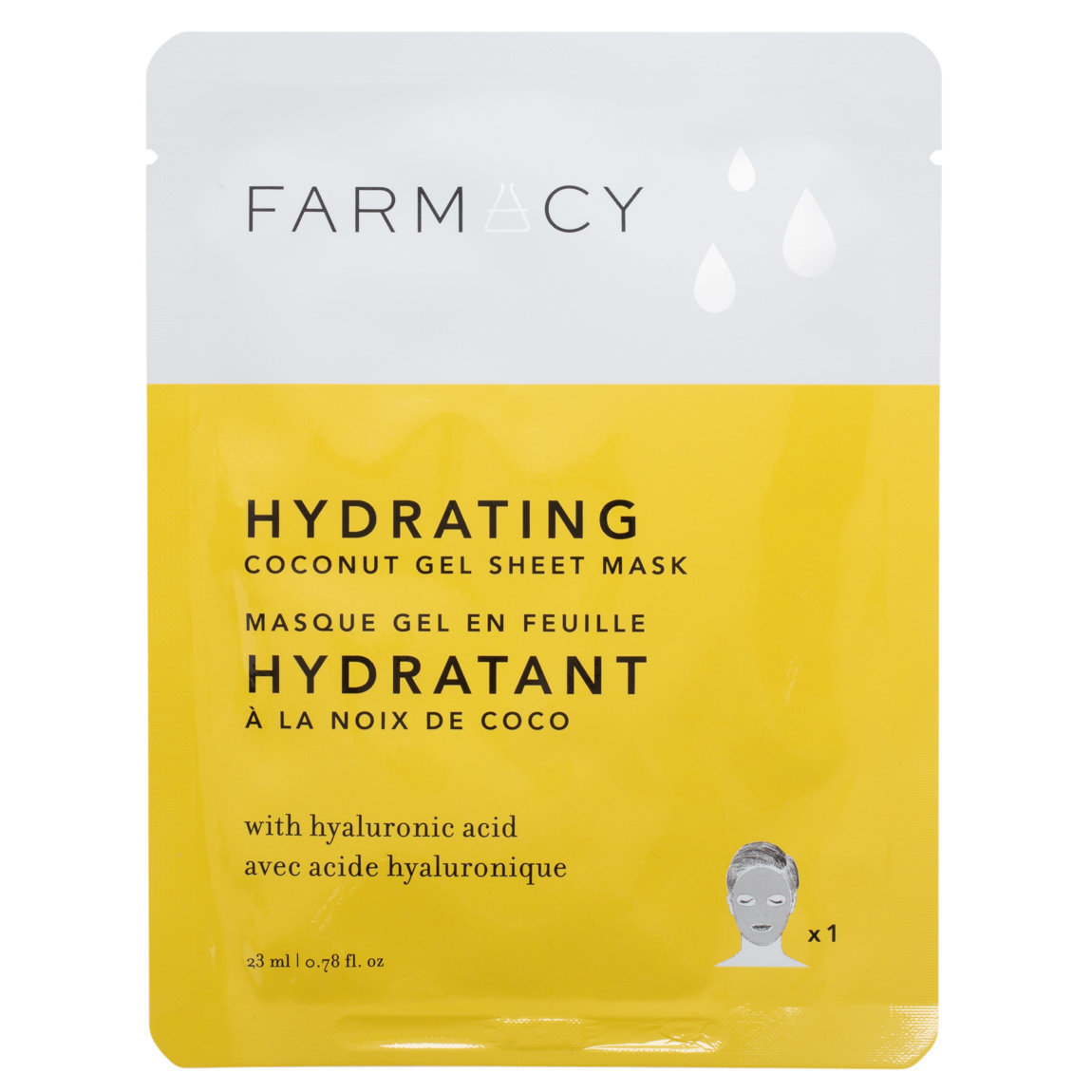 Available at Sephora, $6