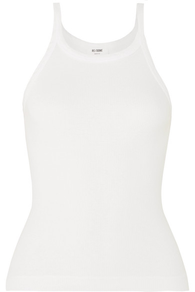 RE:DONE-Ribbed-cotton-jersey-tank.jpg