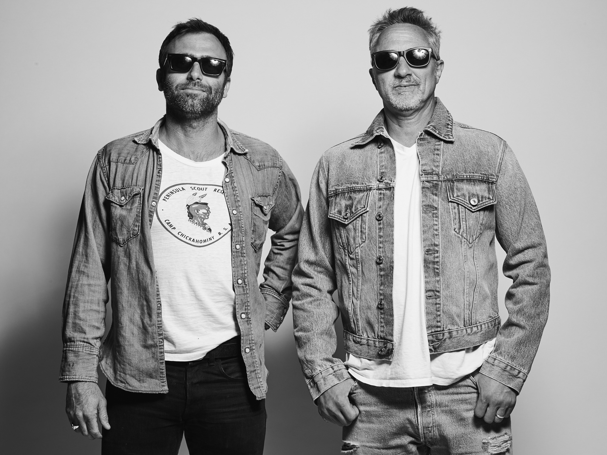 INTERVIEW: JAMIE MAZUR & SEAN BARRON - The RE/DONE designers talk 'upcycling' and why vintage denim is so special.