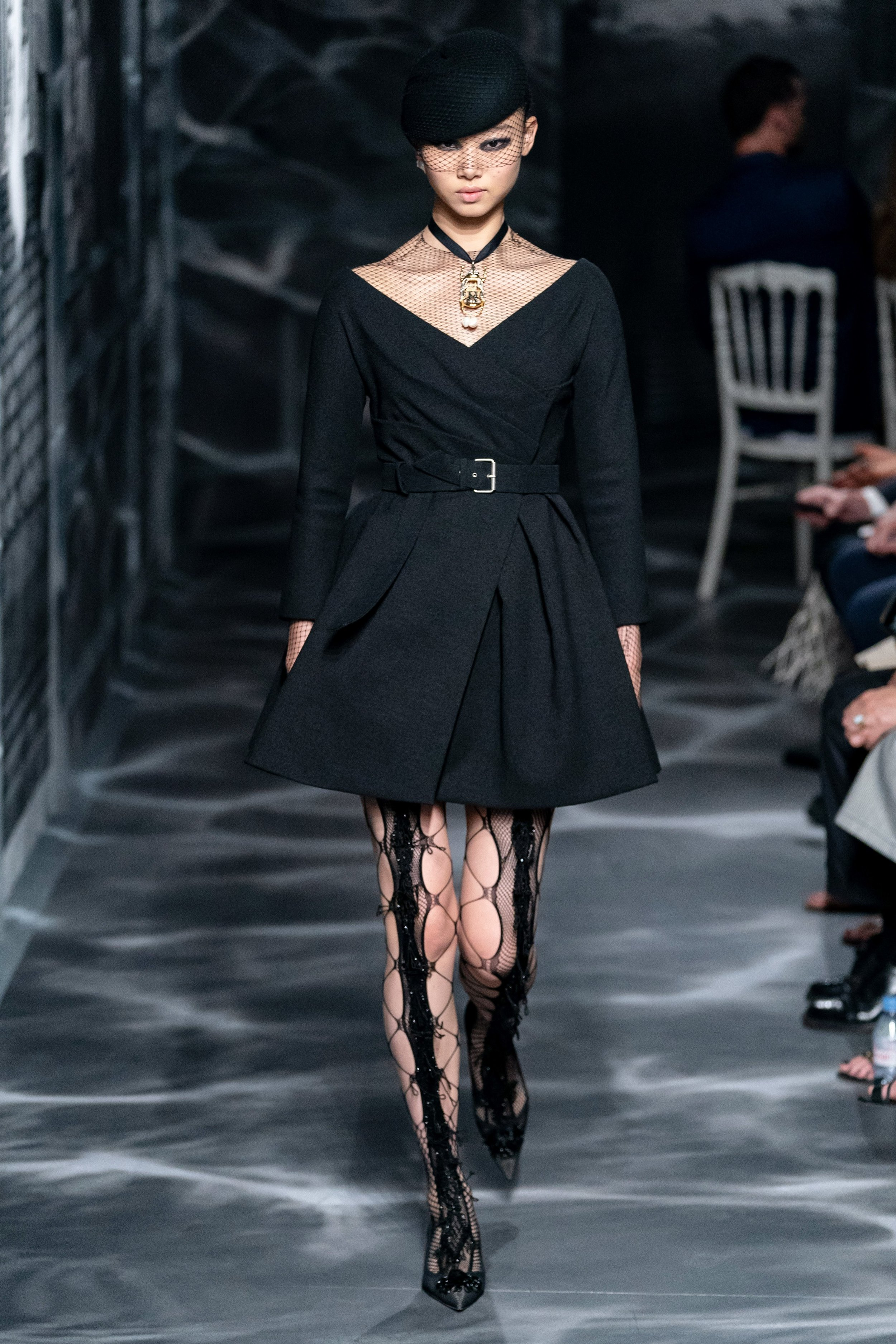 3/4 Christian Dior Fall Couture 19: Favorite Looks