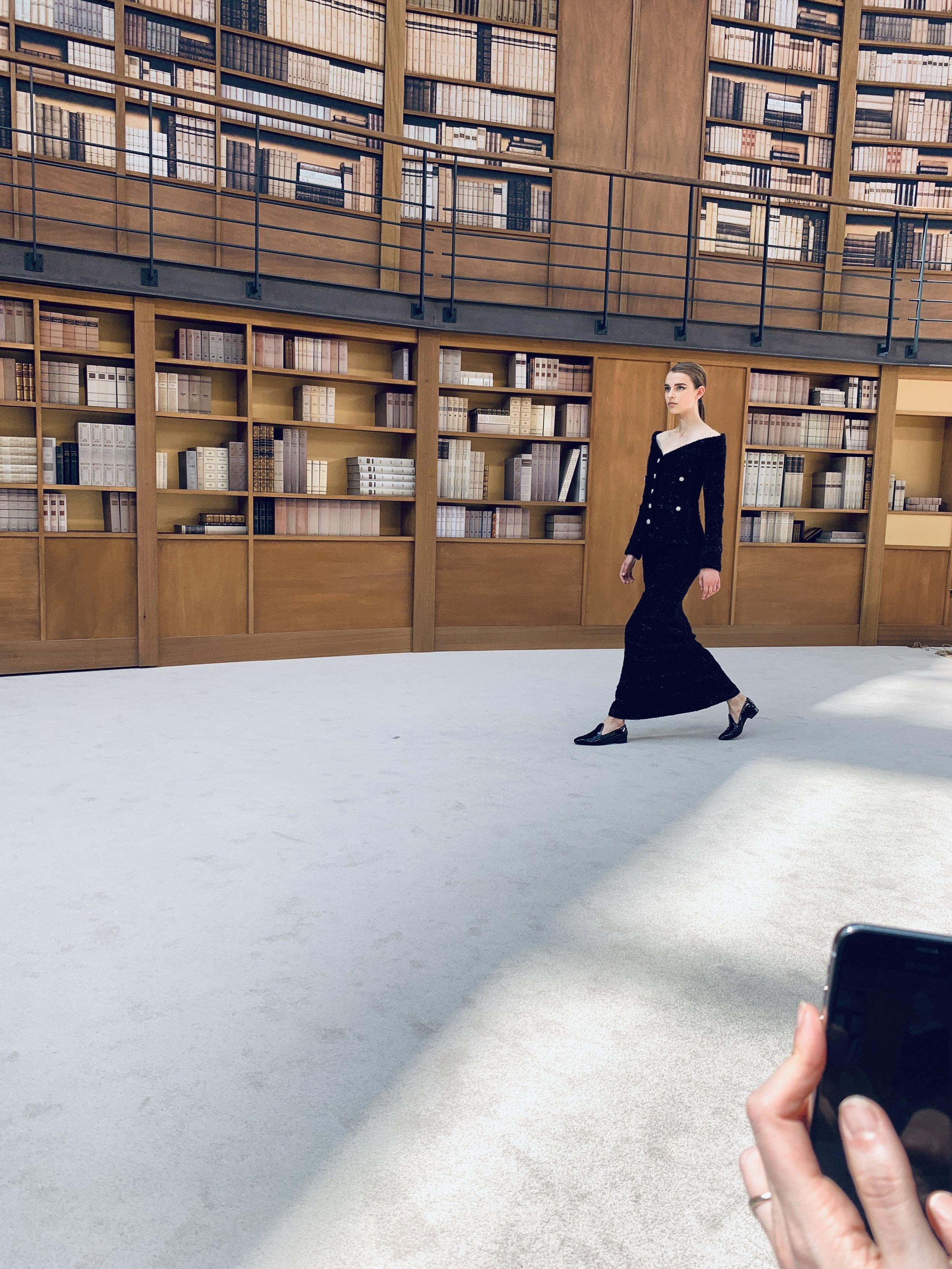3/6 Chanel Haute Couture Fall 19, Paris