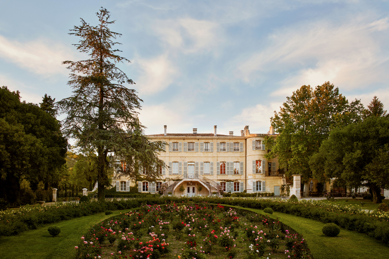 Chateau d'Estoublon – Provence, France