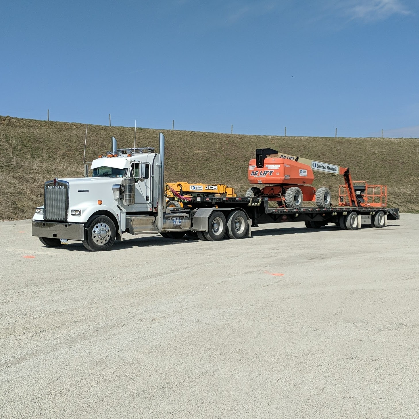 Trucking Services -