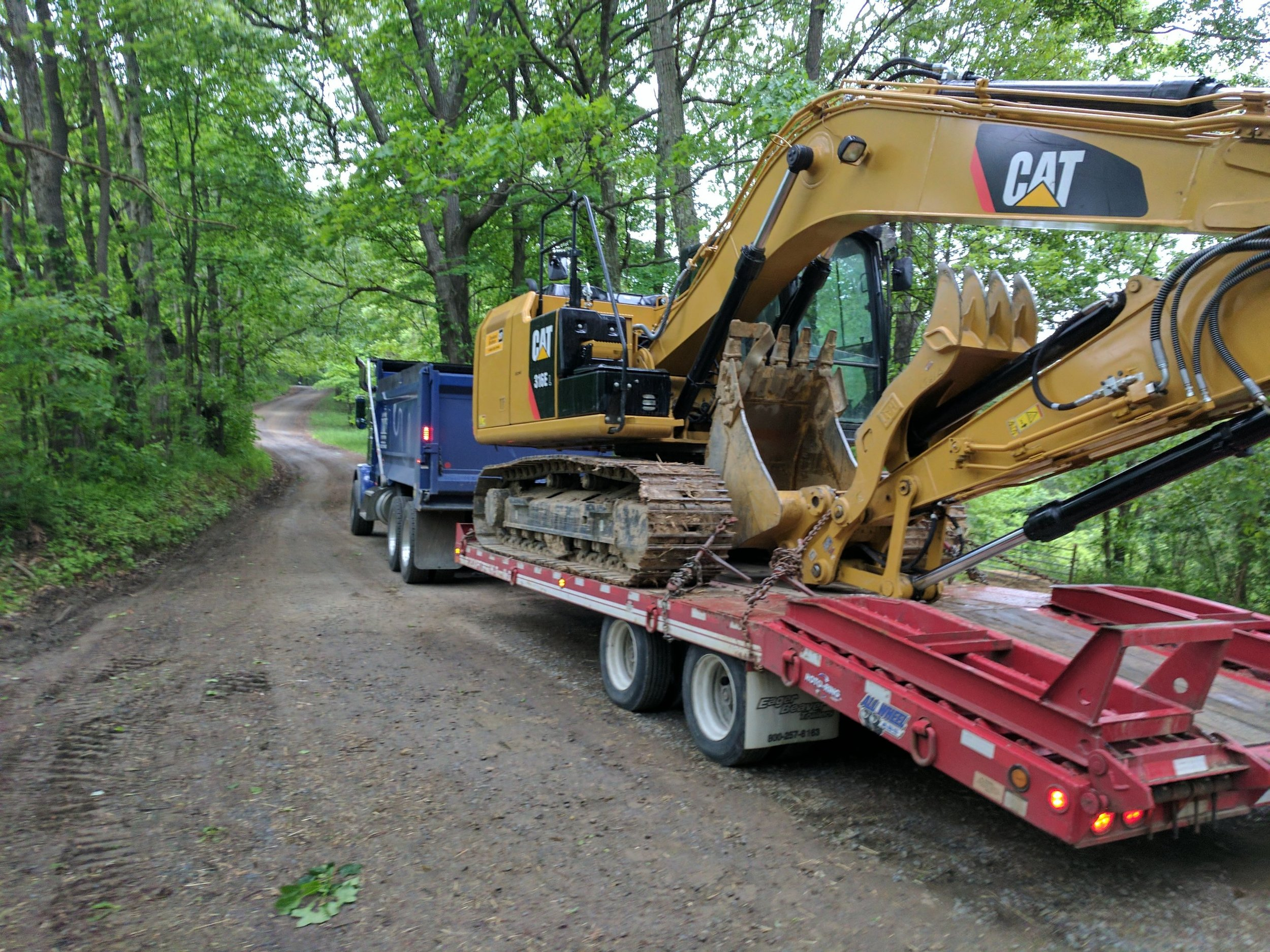 Oil & Gas, Commercial & Residential Excavation -