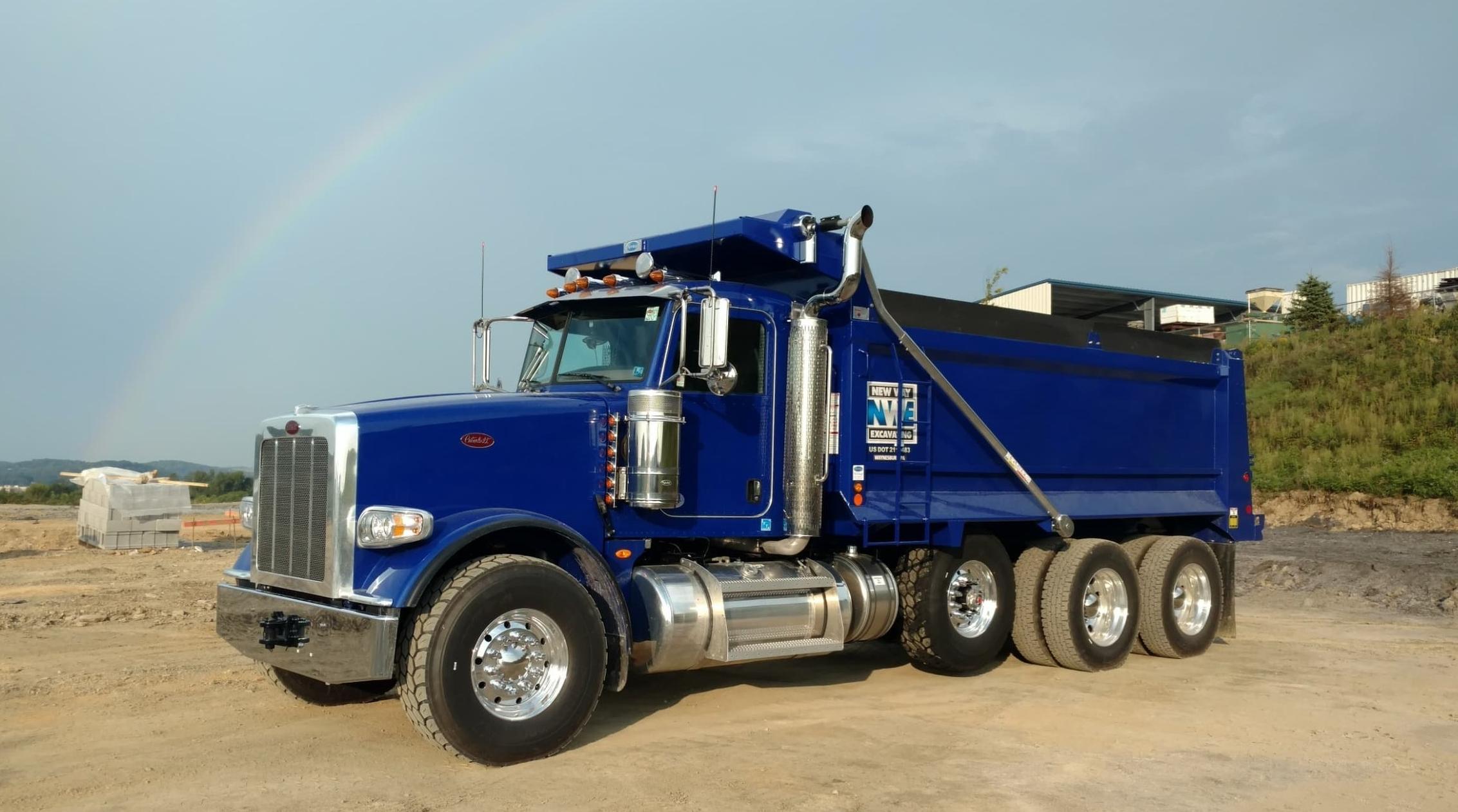 Dump Truck Services -