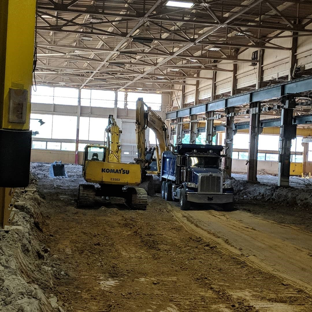 Commercial Excavation -