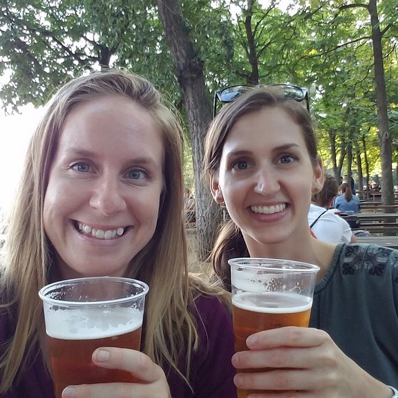 "Cheers 🍻 to life lessons and enjoying giant beers in Prague! ... This was three weeks into my unforgettable digital nomad experience co-living and co-working in Berlin last summer with a tribe of 20 other nomads. My entire world was new and unknown, living with new people, exploring new cities and countries, and working new hours (9 time zones away from Cali!). ... I am most grateful for this experience because of three lessons I learned through actually LIVING this ""dream"" lifestyle: 🧡 your community is everything 🧡 the life I wanted wasn't found 9 time zones away with strangers, it already existed back in San Diego 🧡 A life of impact is a life well-lived ... I'm sharing this with you today because so often we wish, hope, and dream for experiences or desires in our lives. And so often we put these desires on hold for when: we have more time, we have the money, our circumstances change, only when/if...[fill in the blank]. ... Life is about living fully. And only you know what living fully means to you. But the key ingredient to living fully, sister? ACTION. Aligned action is the icing on the cake. ... I know that you have a vision you want to bring into your reality: finding  and living out your purpose, a soulful career, financial abundance, relationship goals, and more. It all starts with baby steps, looking three feet ahead, and taking consistent aligned action even when you may not feel like it. ... You've got this. Stay committed to your vision. Are you ready to bring your vision to life with builtin accountability, fun, ease and flow? DM me to explore 1:1 coaching with yours truly. ... #lifecoach #reframewithelise #somedayistoday #clarity #fbf #wanderlust #prague #digitalnomad #lifecoach #clarity  #liveauthentic #selflove  #presentmoments  #innerwork #empath #chooselove #selfacceptance #alignedaction #heartcentered #loveyourself #selfappreciation #lovewarrior #beconfident #changeyourbeliefs #mindbodysoul #soulwork #beconfident"