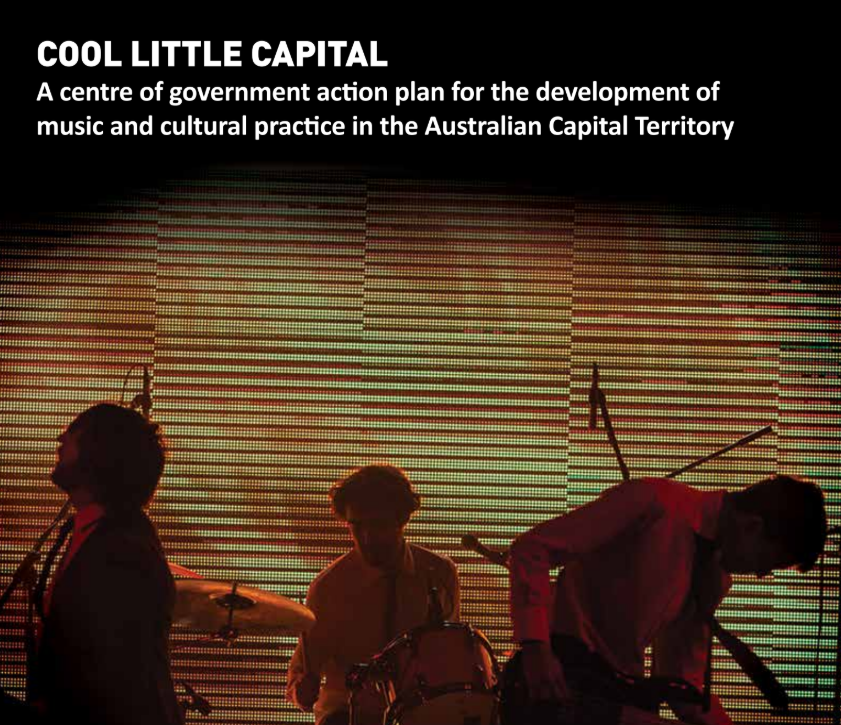 Download MusicACT's Cool Little Capital Report