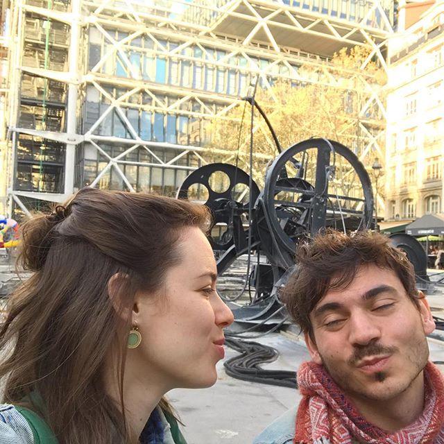Paris Diaries I: Les Gens