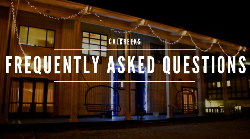 Click on any of the frequently asked questions below to view our answer.