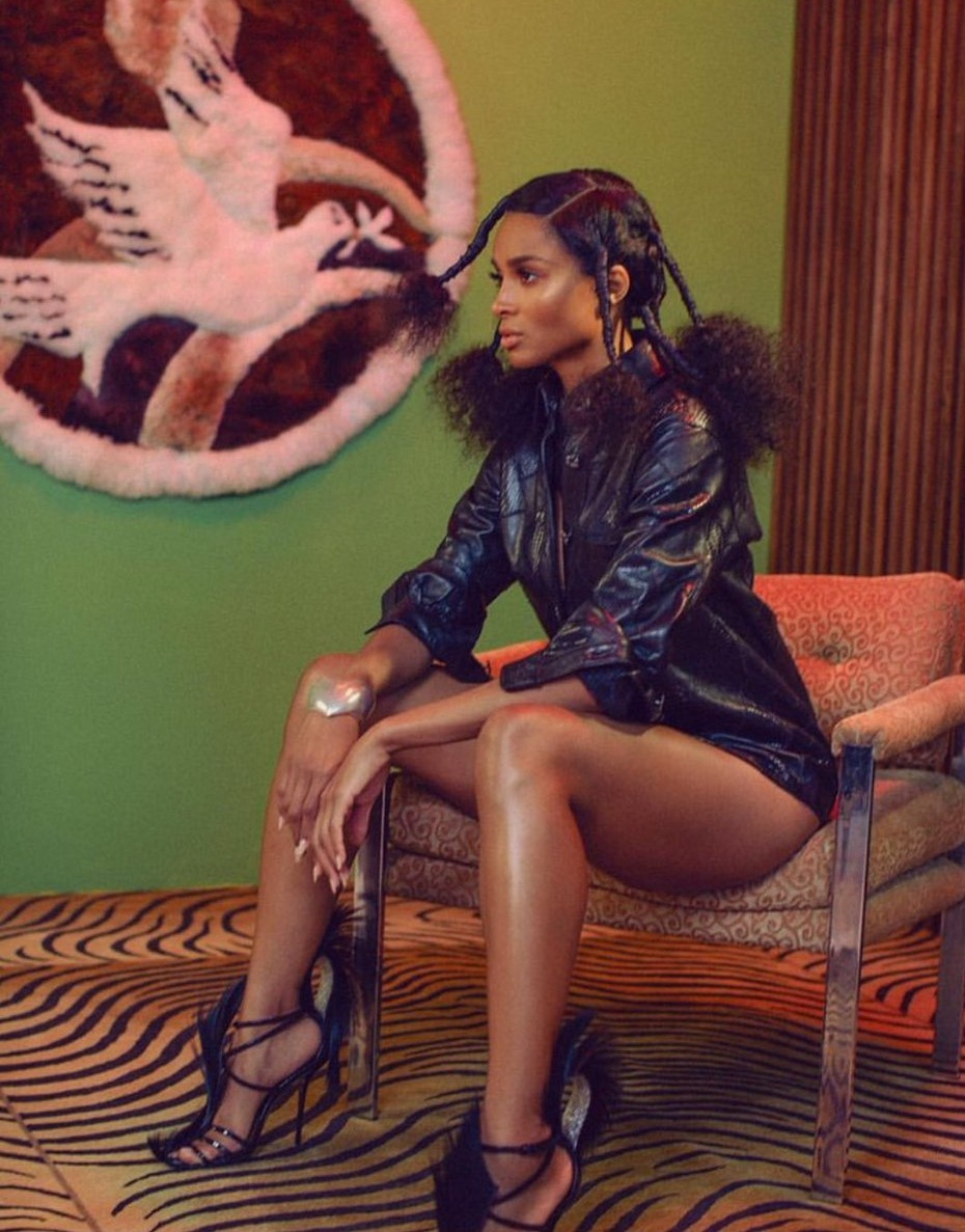 All items in the shop are available for rent. Email info@betsustudio.com or fill out the form below for rates and availability.  - Ciara cover shoot for King Kong magazine featuring Betsu furniture and decor.