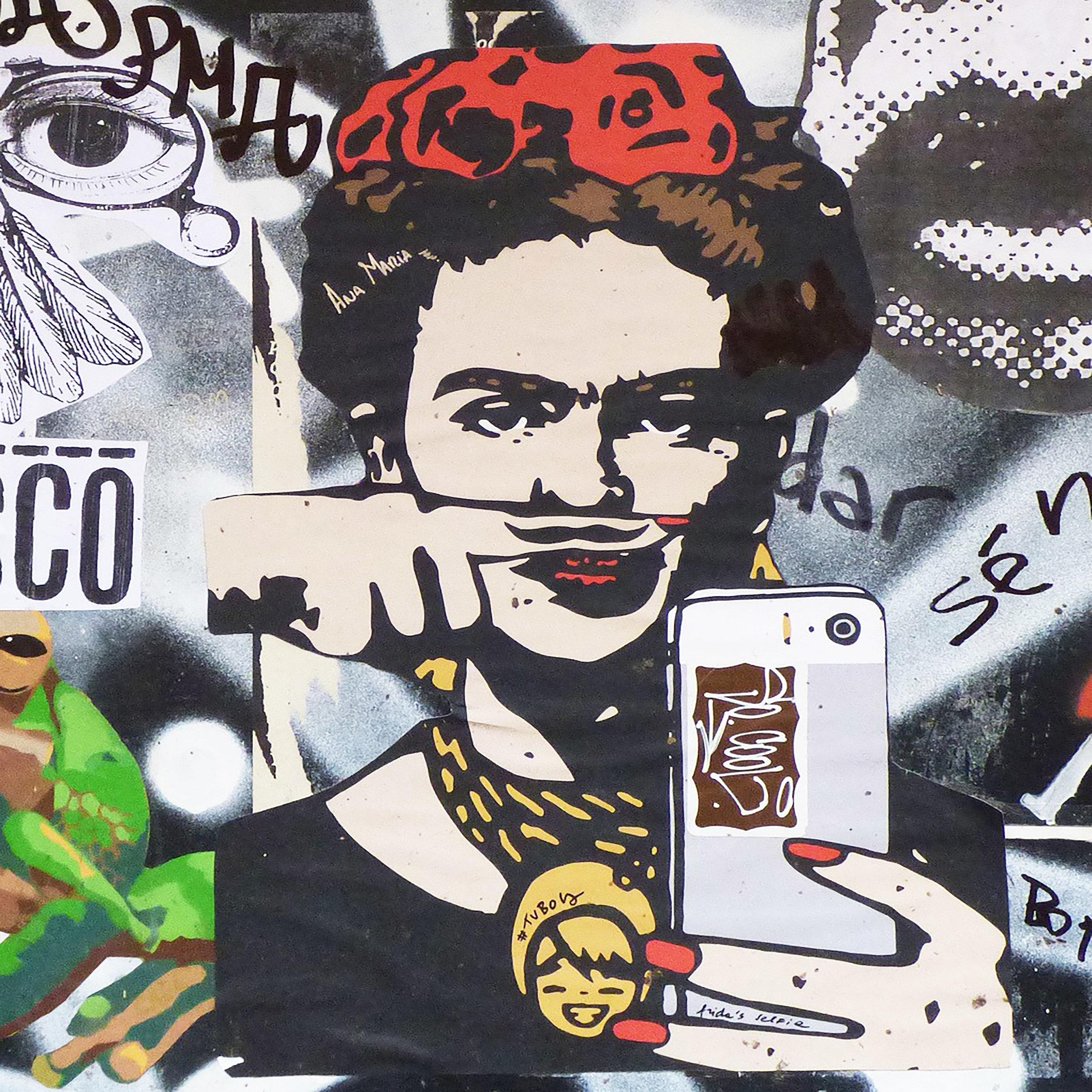 Frida Kahlo - Children's Art Workshop -