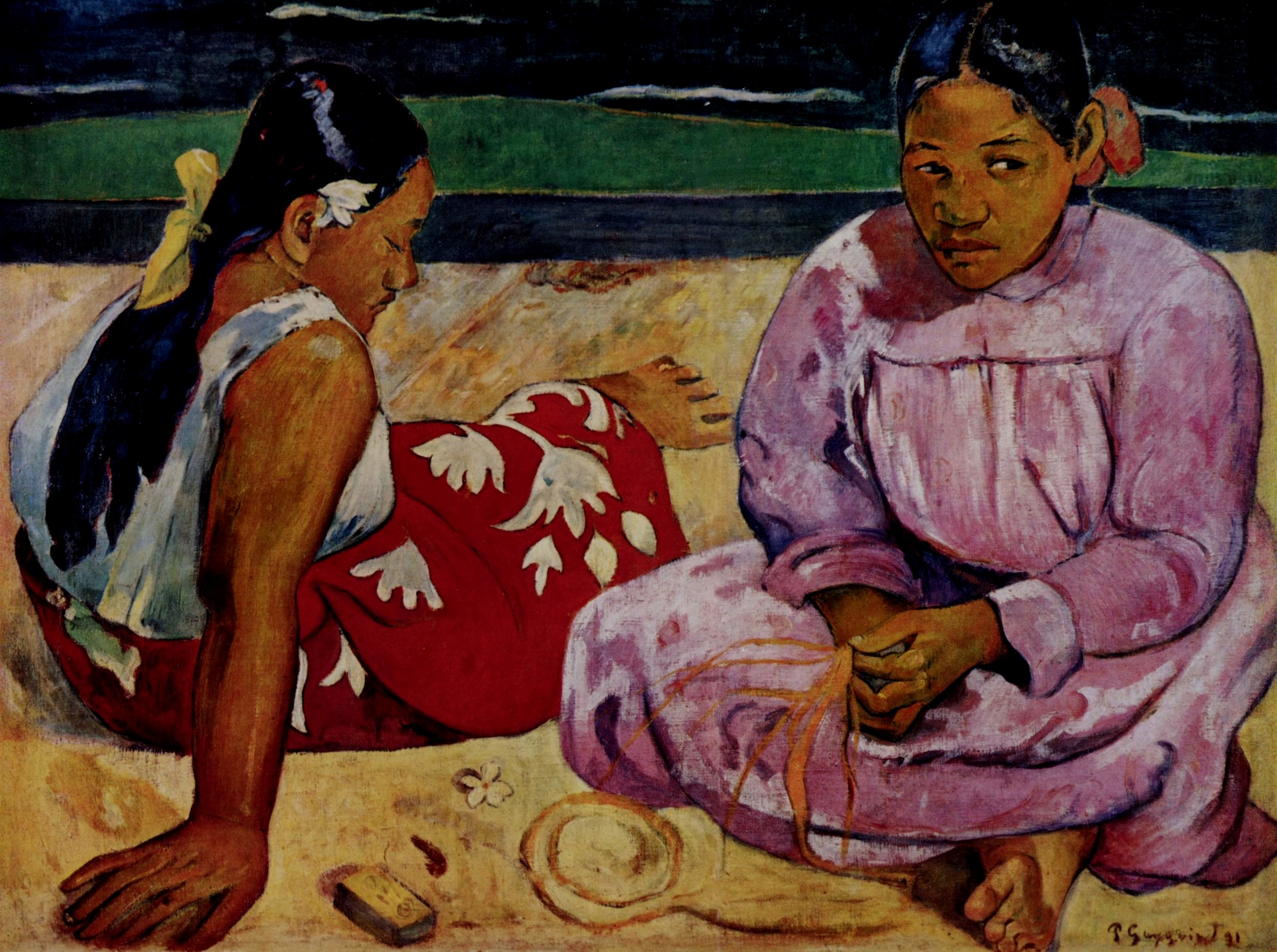 """Art is either revolution or plagiarism"" - -Paul Gaugin"
