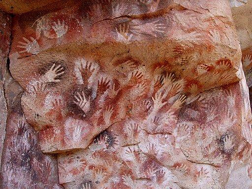 """""""'Cueva de las manos"""" (Cave of Hands), Santa Cruz Province, Argentina"""