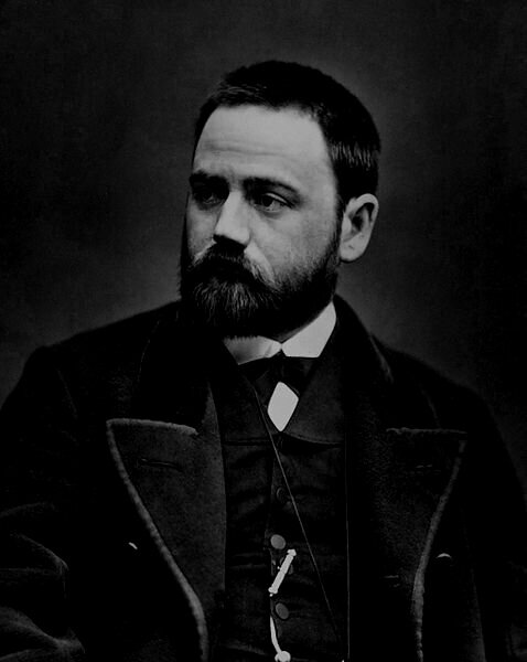 """""""If you ask me what I came to do in this world, I, an artist, will answer you: I am here to live out loud."""" - -Emile Zola"""