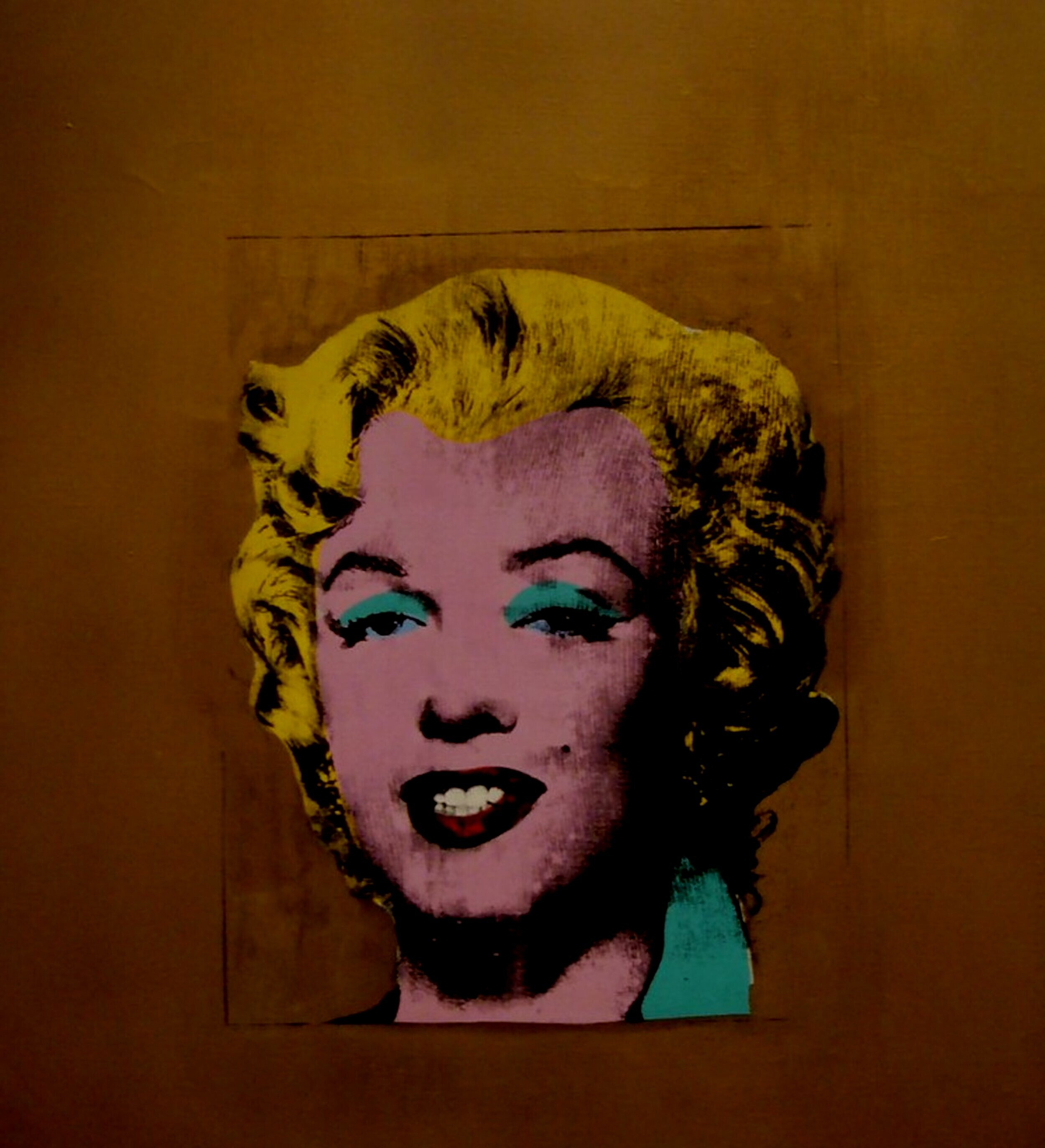 """""""Don't think about making art, just get it done. Let everyone else decide if it's good or bad, whether they love it or hate it. While they are deciding, make even more art."""" - -Andy Warhol"""