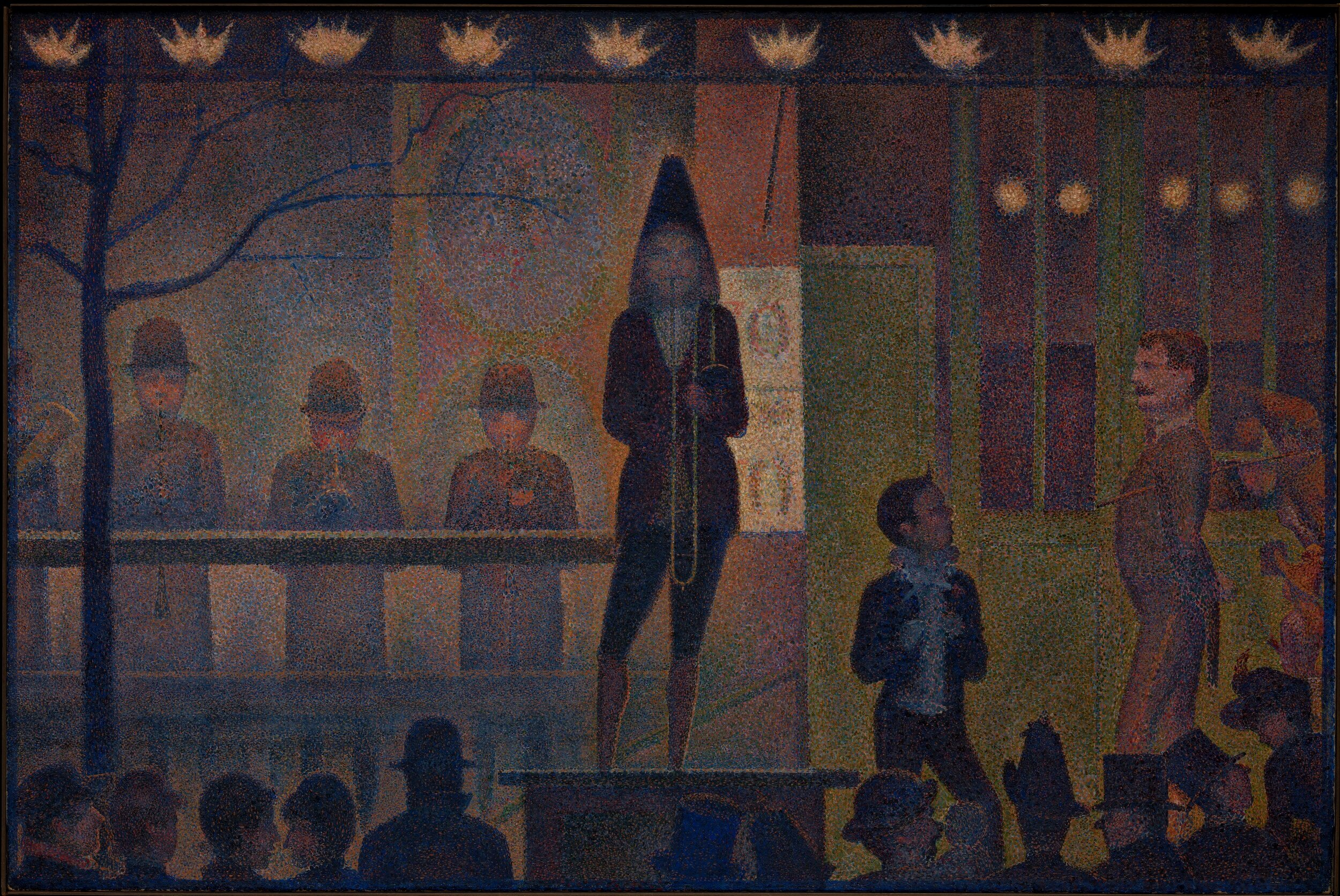 """""""Originality depends on the character of the drawing and the vision peculiar to each artist."""" - -Georges Seurat"""
