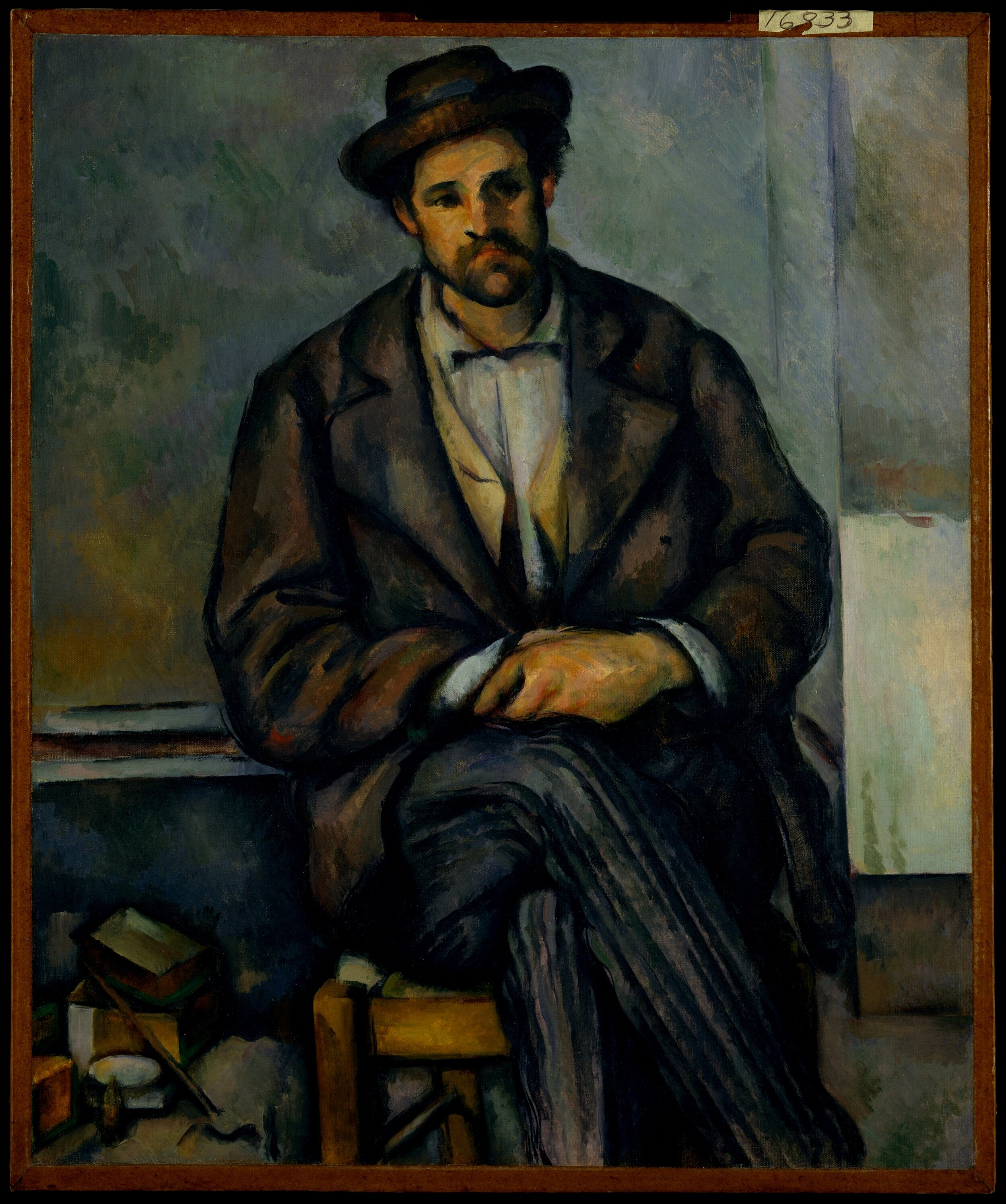 """""""The awareness of our own strength makes us modest."""" - -Paul Cezanne"""