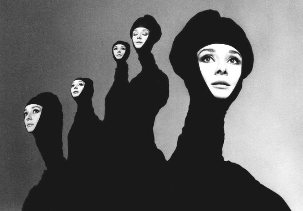 Audrey Hepburn by Richard Avedon (1967)
