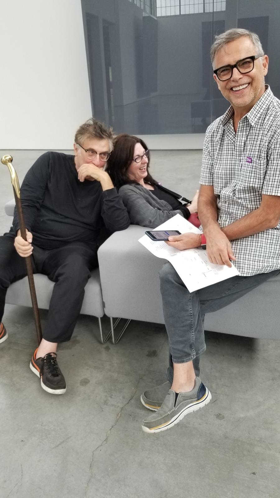 Michael David Deborah Kapoor and Winston Mascarenhas at the Dia .jpg