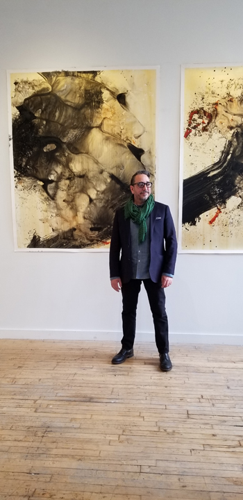 Christopher Rico - an essay about his work and experience can be found below