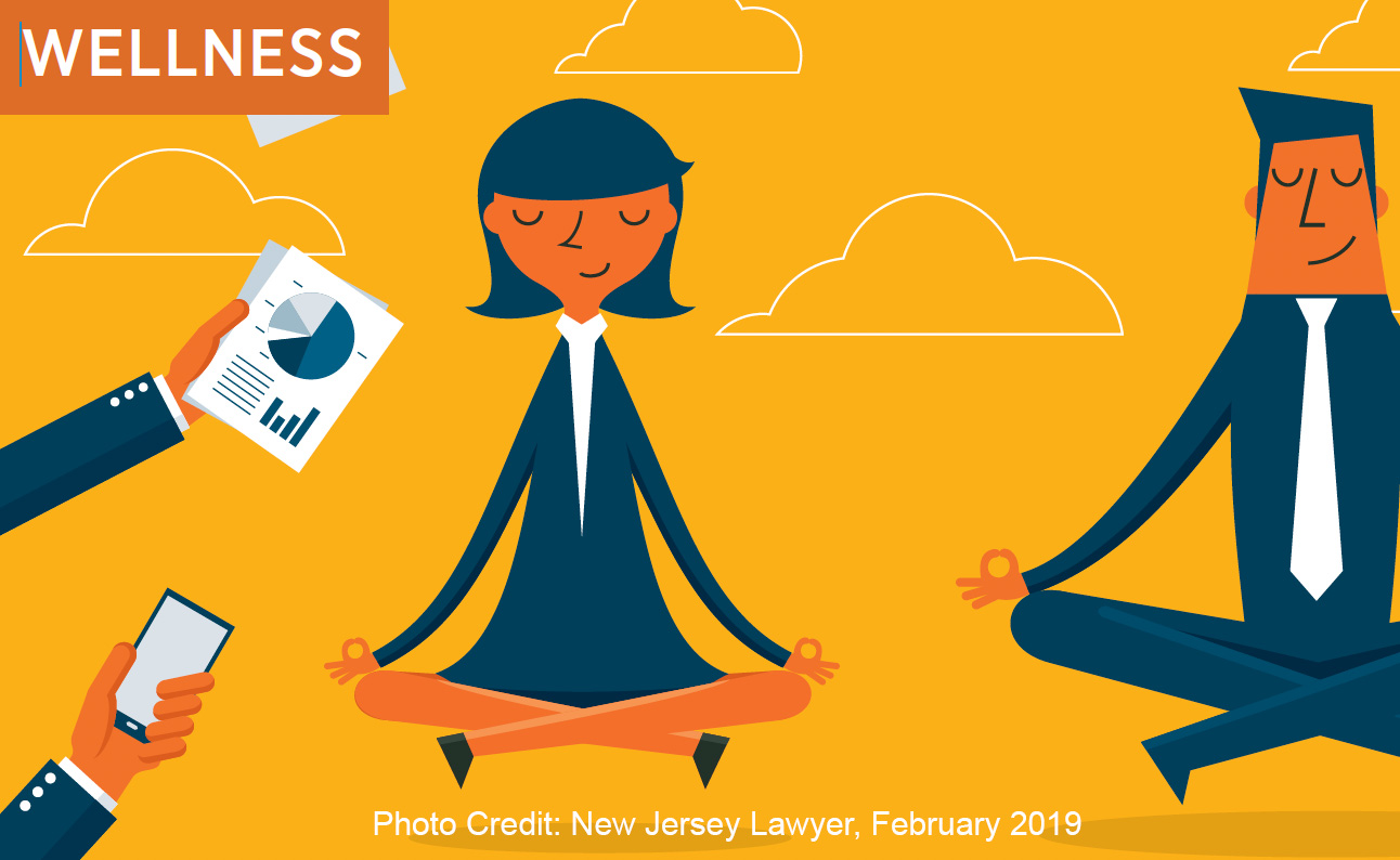 Cover from New Jersey Lawyer – Issue: February 2019