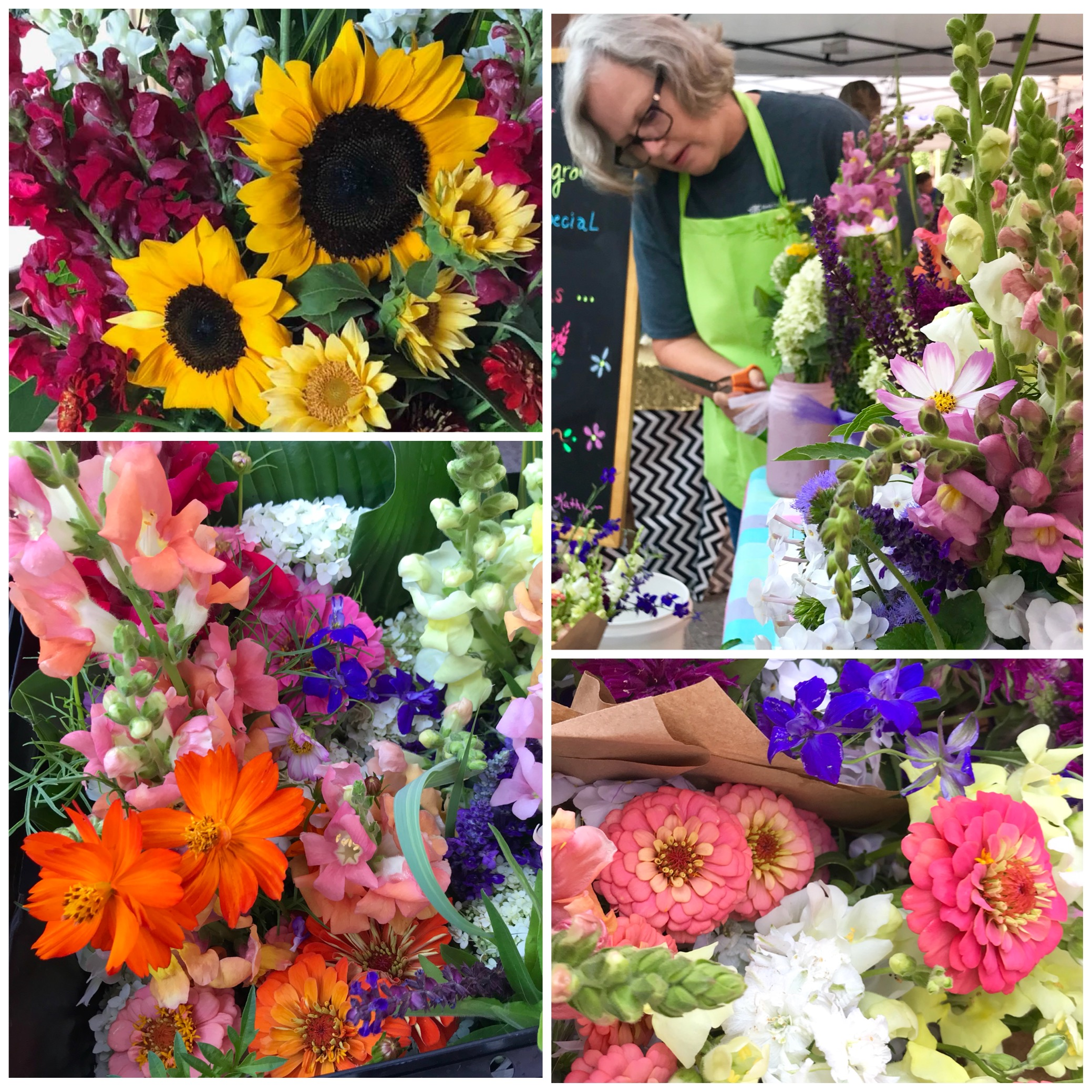 About - Hi, I'm Kathleen. Welcome to Flowers for You! Learn about my story and why I do what I do.