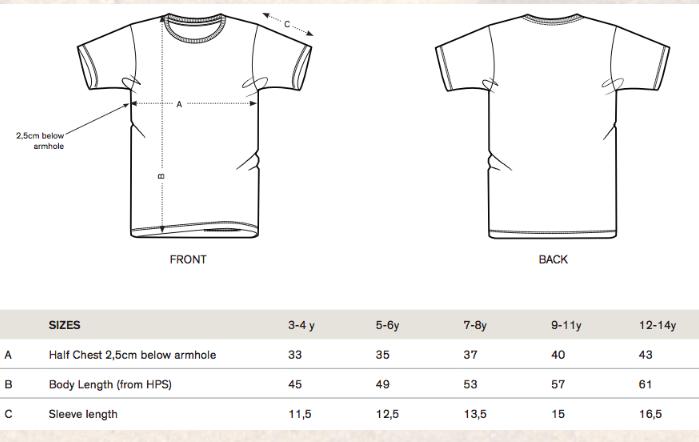 Word Tree organic cotton t-shirt for boys