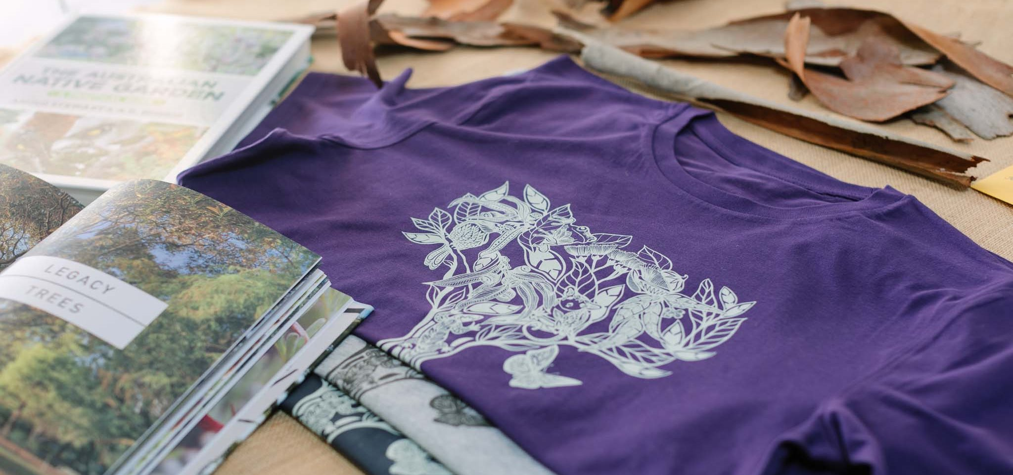 habitat tree t-shirt