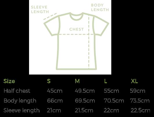 Soul Flower Men's size chart.png