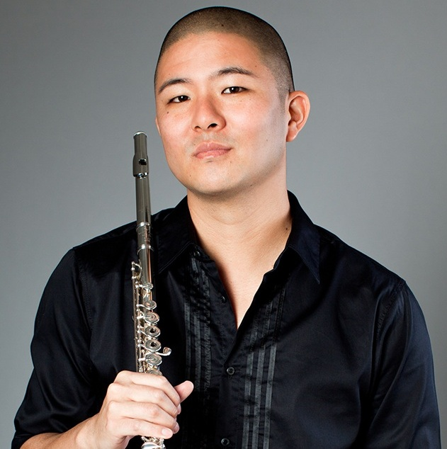 """- """"Each flute lesson with me focuses first on fundamentals. My goal is to help every flute student to find their most efficient, streamlined method of sound production. Through my personal series of tone-developing exercises, I aim to create a seamless flow of sound from the lowest to the highest registers of the flute. With a mindfulness to the nuances of tone, flute students of all ages and abilities can gain greater confidence and consistency in their flute playing."""""""