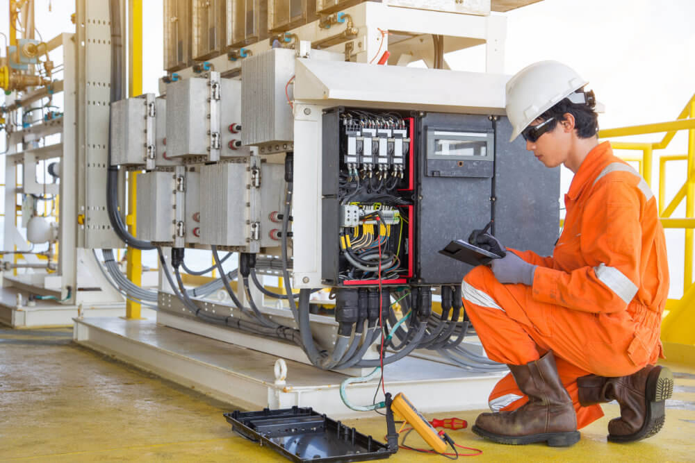 INDUSTRIAL - We use the latest technology in equipment to help troubleshoot and find the root cause of an issue. We can set up a preventative maintenance program designed specifically for your business.