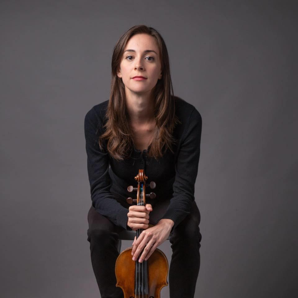 Adrianne Munden-Dixon - Violin