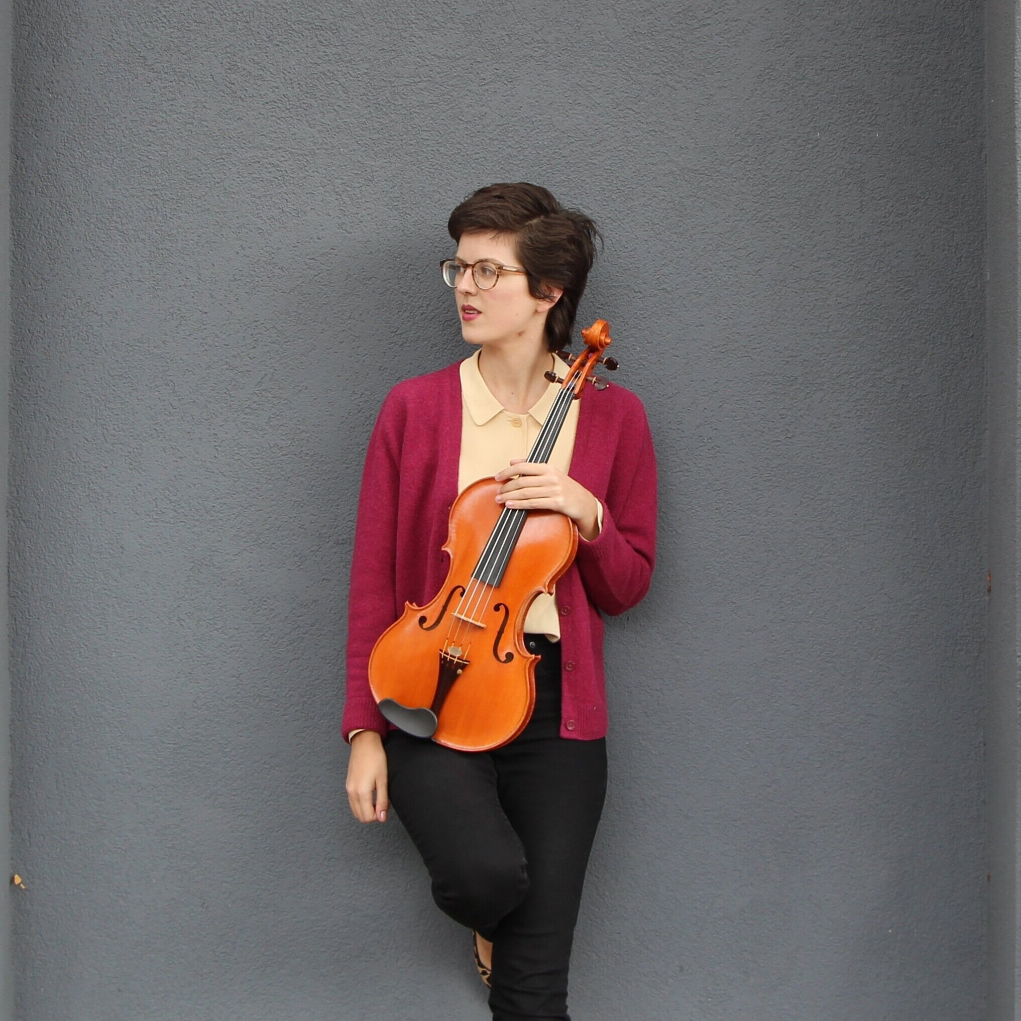 Carrie Frey - Viola