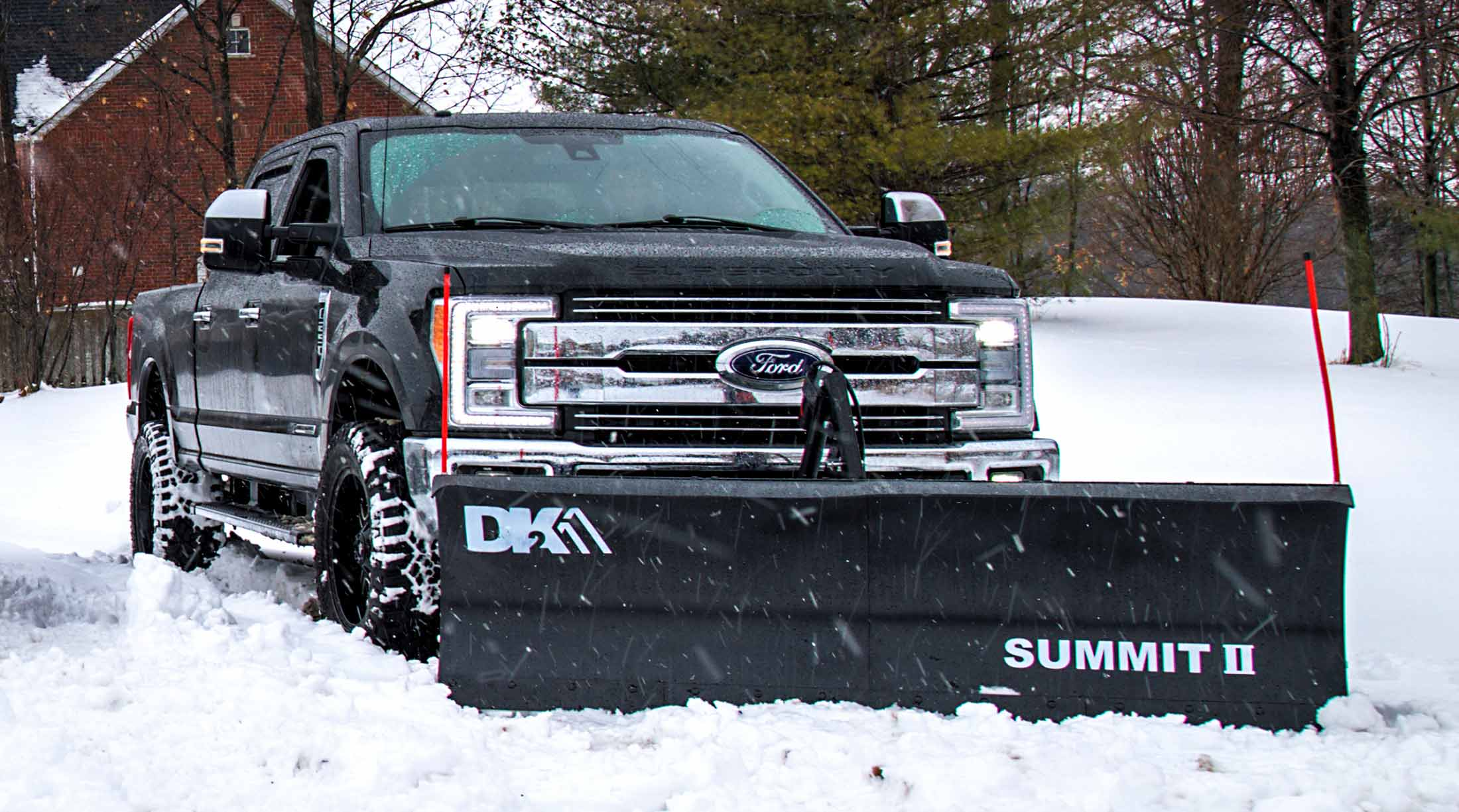 DK2SNOW PLOWS - GET READY FOR WINTER