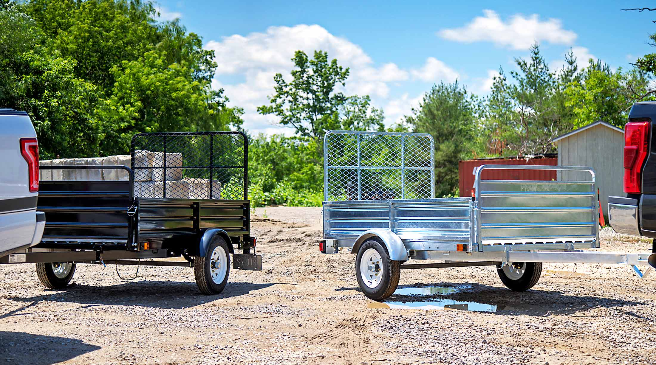 DK2 TRAILERS - FOR THE LONG HAUL