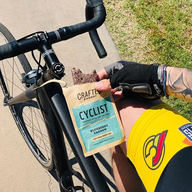 "If riding your bike no-hands for functional food is dangerous, then you can call me ""Processed Sugar"" because I'm BAD 😎 . . 📸: @tonybellinaso #cyclist #cycling #plantbasedathlete #cyclinggear #foodisfuel #roadbike #roadbiking #cyclingphotography #cyclingculture #cyclingfood #cyclingsnob #functionalenergy #roadbike #cannondale @ridecannondale #cannondalebikes"