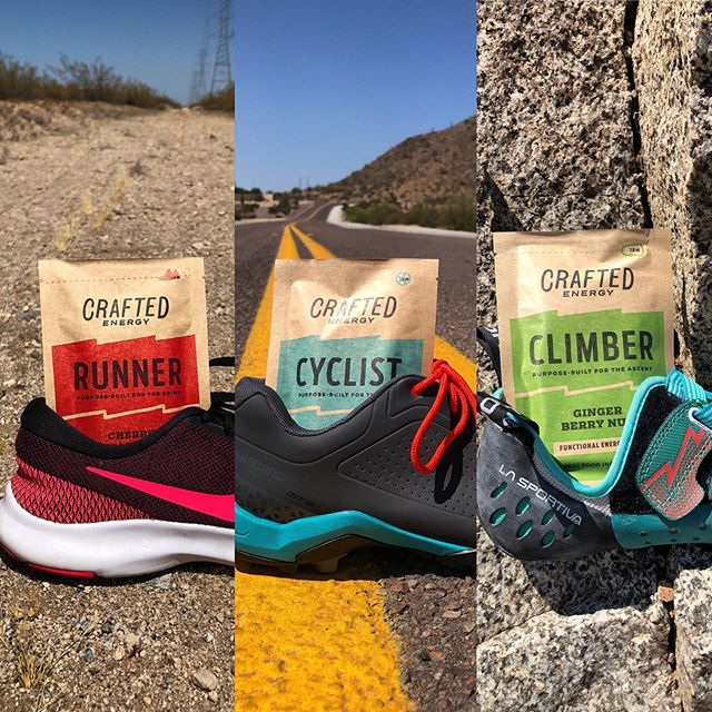 Whether you're a Runner, Cyclist, or Climber...you should know we dodged both people and cars to take a picture of shoes.  #omgshoes #stoppedtraffic #thingswedoforlove #cyclingnutrition #cyclingfood #runningfuel #cyclingfuel #cyclists #roadbiking #trailrunning #trailrunners #climbers #climbingshoes #runningshoes #cyclingshoes #foodisfuel #functionalenergy #plantpowered #plantpoweredathlete #climbhard #pedalhard #runhard #climbingfuel #lasportiva #nike #shimano #shoes