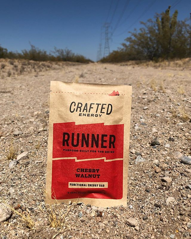 Don't bite the bearer of bad news, but real food doesn't ooze. Lose the gels/chews, put on your shoes, grab some functional energy, and enjoy the views. It's trail running season, what's your excuse? . . Kids book coming Fall '2023 #trailrunning #trailrunners #trailrunningviews #desertrunning #azrunners #runarizona #arizonarunning #runhard #runfuel #runner #runningfuel #foodisfuel #veganrunners #plantpoweredmission #plantpoweredrunner #veganrunner #fueledbyplants #runnerlife #runnerfood #functionalenergy #craftedenergy