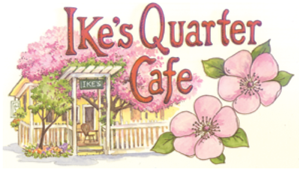 - Ike's Quarter Cafe uses organic, local ingredients from sustainable and environmentally friendly sources. Speaking of friendly, have you made friends with one the best kombuchas in California? Come order some NC Kombuchary kombucha on your next visit!