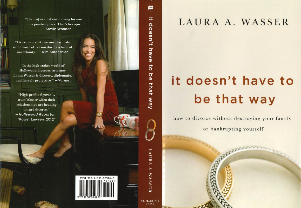"""""""…most of all, Wasser's clear and encouraging writing will help individuals divorce as quickly and painlessly as possible."""" - - Publishers Weekly"""